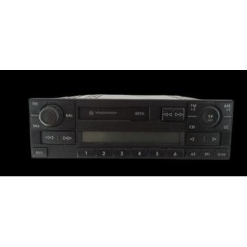 Radioodtwarzacz oryginalny Golf IV