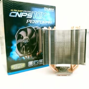 Chłodzenie Zalman CNPS 10X Performa