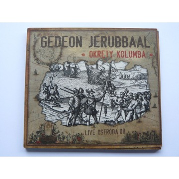 Gedeon Jerubbaal -Okręty Kolumba 2010 Ostróda LIVE