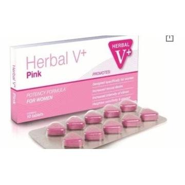Tabletki na potencje dla kobiet naturalne