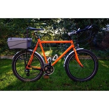 Rower hybrydowy Uniwega Alpina 60cm XL