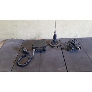 CB radio President Tommy + antena Sirio cb Line