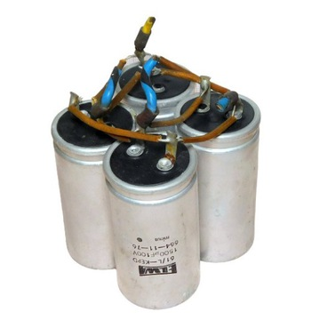 Kondensator 1500uF 100V ELWA [0M] - 4 sztuki