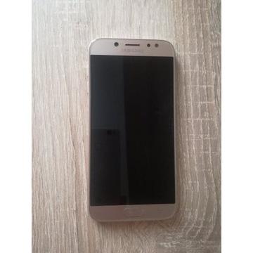 Uszkodzony !!! Smartfon SAMSUNG Galaxy J7 2017