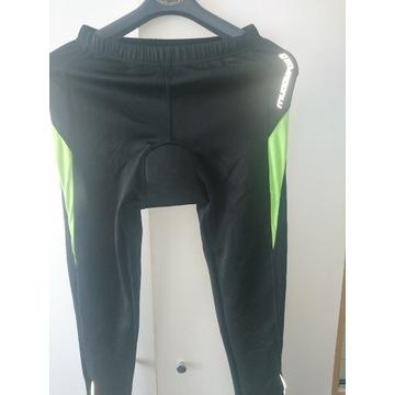 Spodnie do jazdy na rowerze z długimi nogawkami
