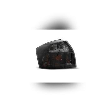 Lampy tył Audi A4 B6 Sedan Clear BLACK SMOKED DEPO