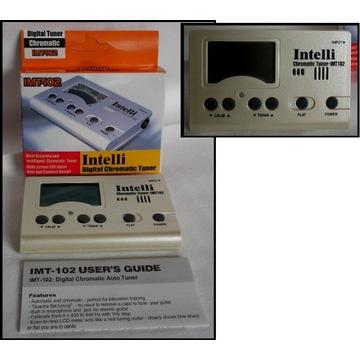 Kamerton Digital Tuner Chromatic IMT-102