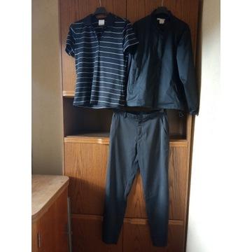 zestaw odzieży NIKE GOLF  kurtka+spodnie+koszulka