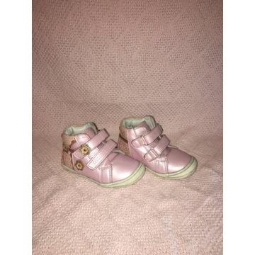 Buty startowe profilaktyczne Memo Baby BELLA r.21