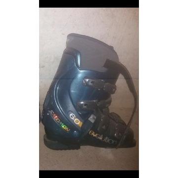 Buty narciarskie Salomon 39