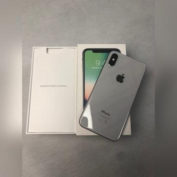 iPhone X - 64GB - JAK NOWY!
