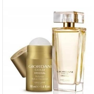 Giordani Gold oryginal Oriflame + kulka