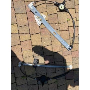 Mazda 3 BL mechanizm otwierania szyb przód tył