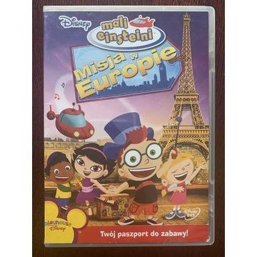 MALI EINSTEINI - Misja w Europie DVD