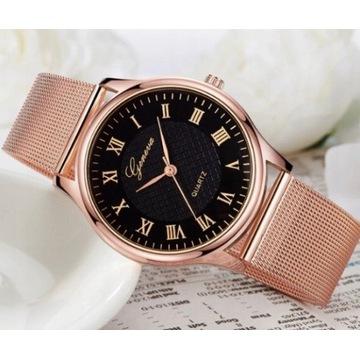 Elegancki zegarek damski
