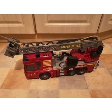 Wóz strażacki dla małego strażaka