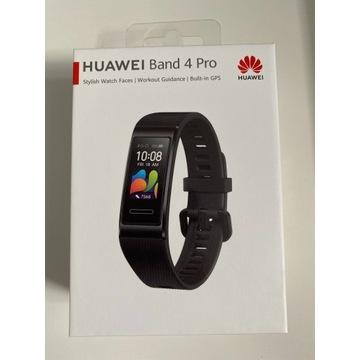 Huawei Band 4 Pro Czarny