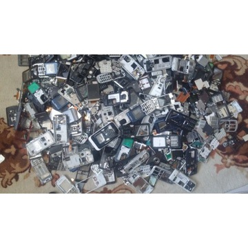 Sony Ericsson 130 sztuk rozebranych