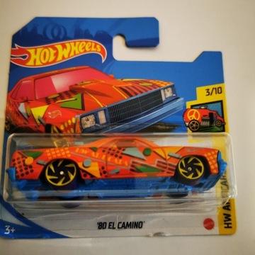 Hot Wheels 80 EL Camino 2021