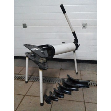 Giętarka rurek hydrauliczna HOT-150 PROMA