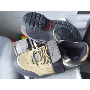 Nowe buty rowerowe Diadora