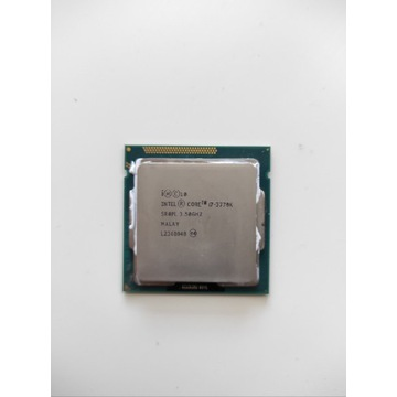 Intel Core i7-3770K Procesor, up to 3.90 GHz