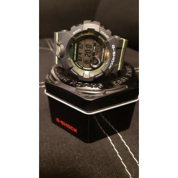 Casio G-Shock GBD-800 bluetooth