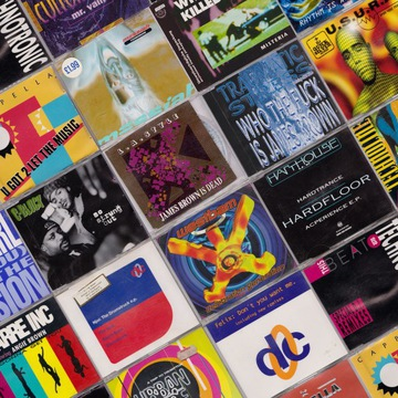 Unikaty House Techno Trance Dance klasyka 25 CD