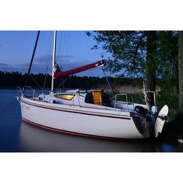Czarter jachtu Antila 26, jacht, żaglówka,