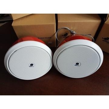 Sufitowy głośnik pożarowy MCR-SQCM1806 (22 szt.)
