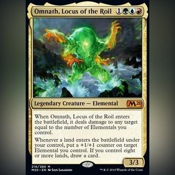 Omnath, Locus of the Roil  - Core 2020