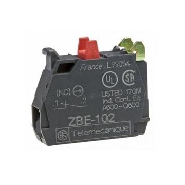 Schneider Telemecanique ZBE-102 styk pomocniczy NC