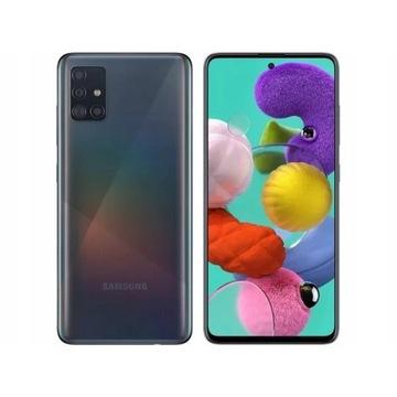 Smartfon Samsung Galaxy A51 4 GB / 128 GB czarny