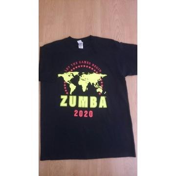 Koszulka Zumba Nowa One Size