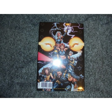 Ultimate X-Men vol. 4 OHC