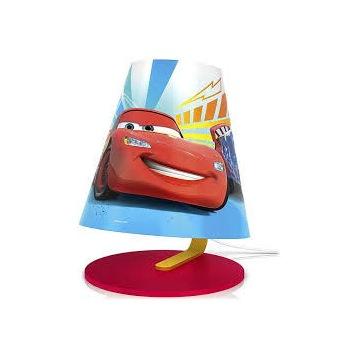 Philips Cars ZygzakLED Lampa stołowa dziecięca