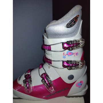 Buty narciarskie Rossignol Fun Girl rozmiar 26.5