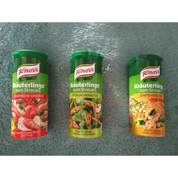 Przyprawy Knorr
