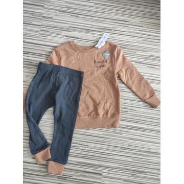Komplet bluza spodnie george 92/98