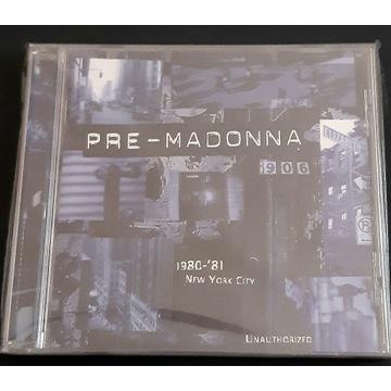 Madonna Pre-Madonna