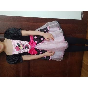 Wyprzedaż szafę córka r.104 Sukienka Myszka Minnie
