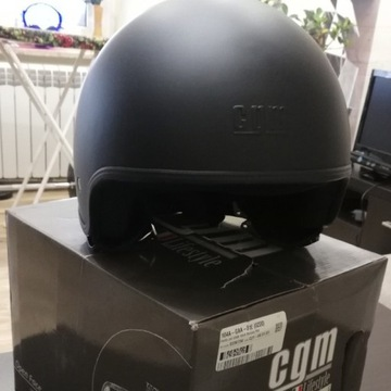 Kask CGM roz. L- 58 cm na skuter