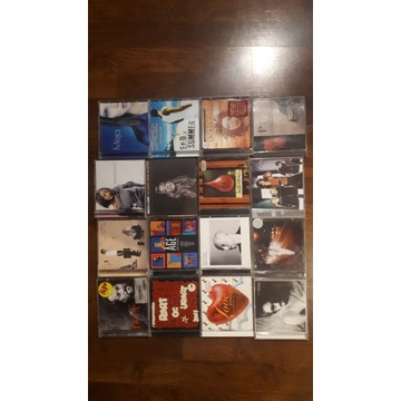46 płyt CD - różni wykonawcy