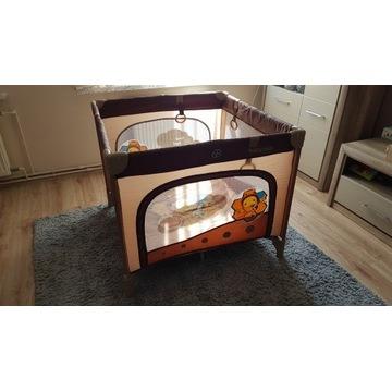 Kojec, łóżeczko turystyczne BABY MIX dla dziecka