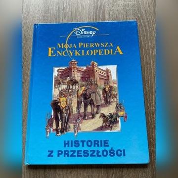 Moja pierwsza encyklopedia- Historie z przeszłości
