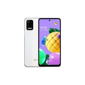 """Smartfon LG K52 4/64GB 6.6"""" Biały"""