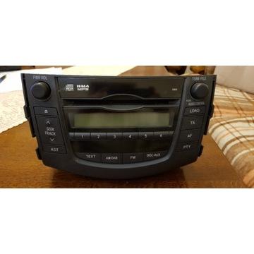 Radio Toyota RAV4 2008-10