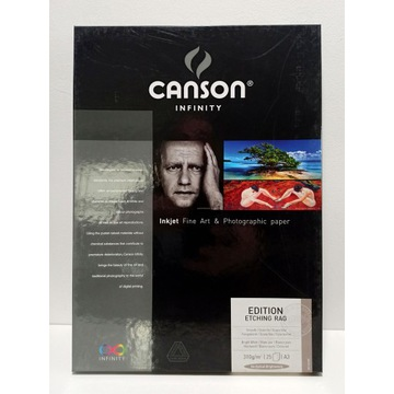 Canson Infinity Edition Etching Rag 310g - A3