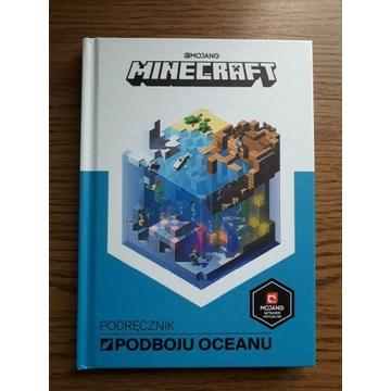 Minecraft Podręcznik podboju oceanu Mojang