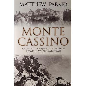 Monte Cassino.  Matthew Parker